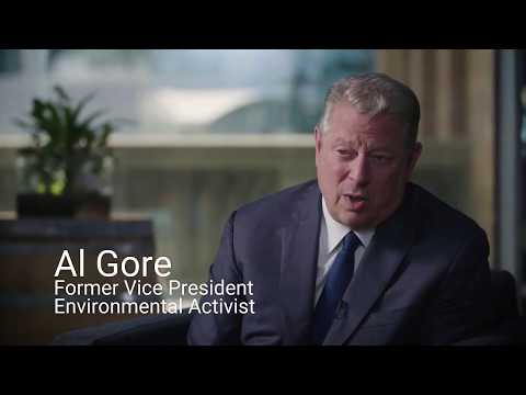 Exclusive Interview Al Gore Former Vice President for Environmental Activist