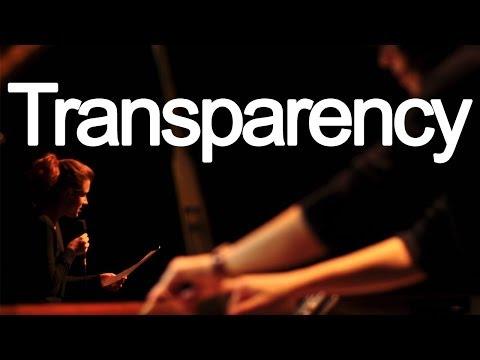 Transparency (2013) - Belfast - Northern Ireland