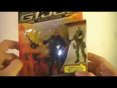 HCC788 - Battle Kata Roadblock - G. I. Joe toy review! HD