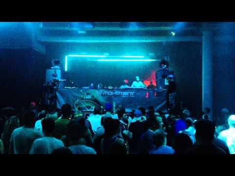 Juan Atkins - Pt. 1 Underground Stage, Movement Electronic Music Festival (2012)