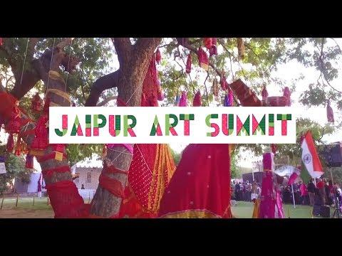 Jaipur Art Summit - 2016
