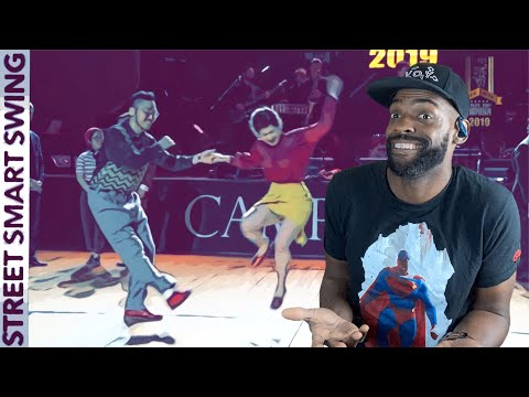 KLHC 2019 Jack & Jill   Advanced Division Finals  Swing Dance Reaction Videos | Lindy Hop