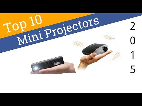 10 Best Portable Projectors 2015