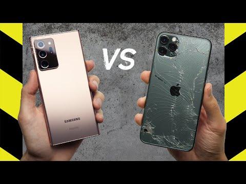 Samsung Galaxy Z Fold 2: den yttre displayen kommer skyddas av Gorilla Glass Victus