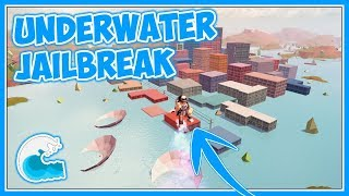 Roblox Jailbreak Underwater Map - How To Play | Roblox Jailbreak