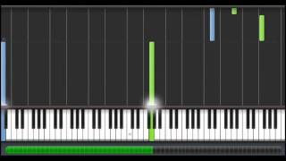 (How to Play) Will of The Heart (Bleach Theme) on Piano (100%)