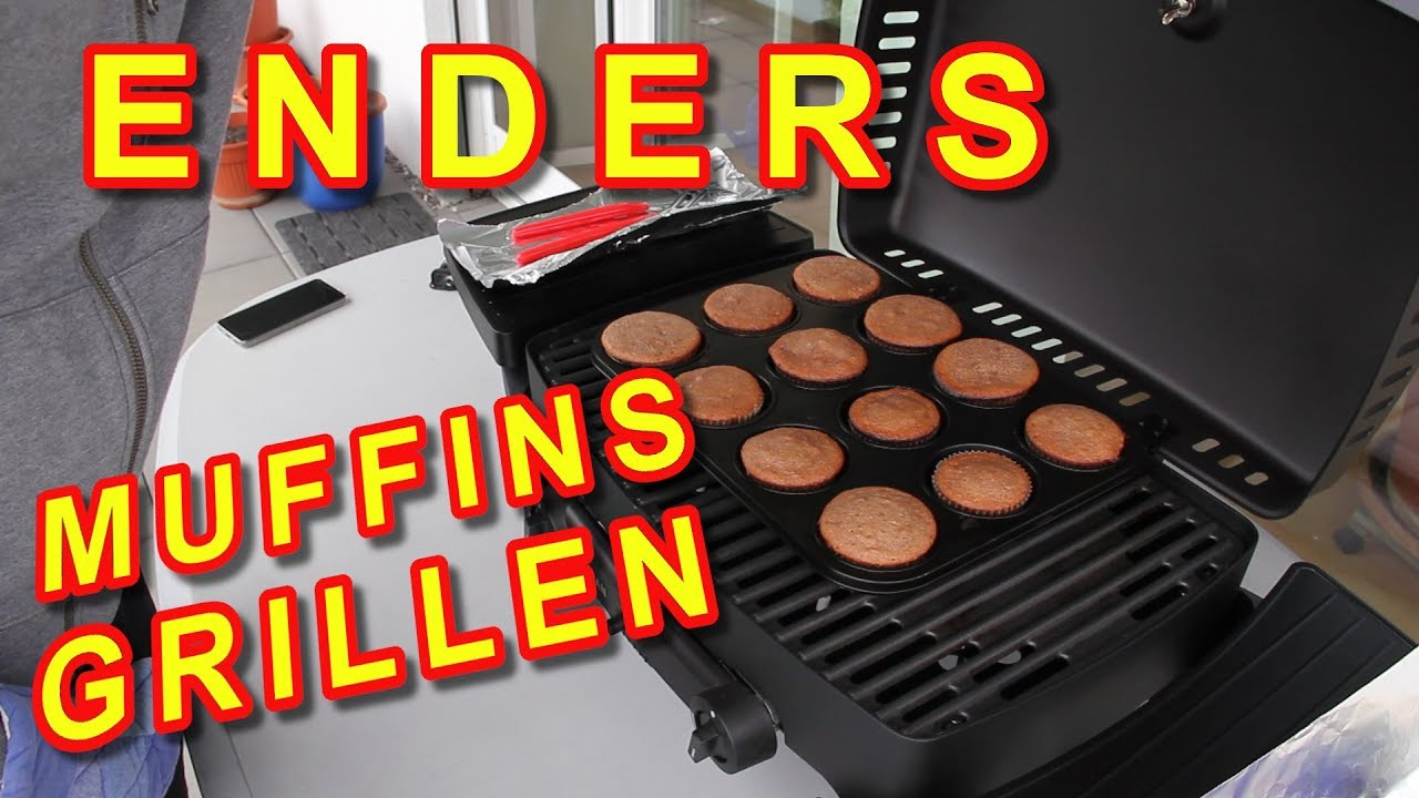 Enders Gasgrill Urban Test : 🔥🍰enders urban tischgasgrill zum backen verwendbar muffins