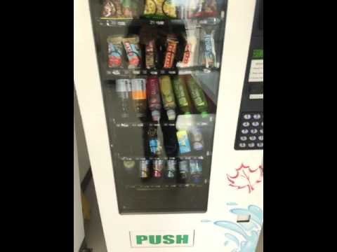 Canadian Healthy Vending Machine