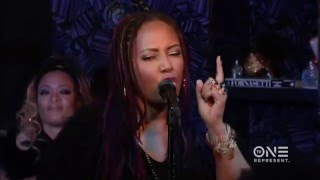 Donnie After Dark: Lalah Hathaway Sings Little Ghetto Boy