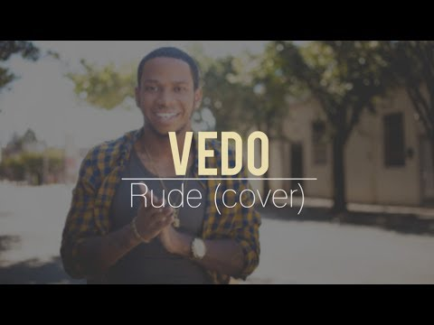 Vedo - Rude (Cover)(lyrics)