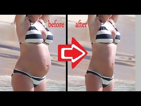 Photoshop Design: How to make Slim and fit body in adobe Photoshop