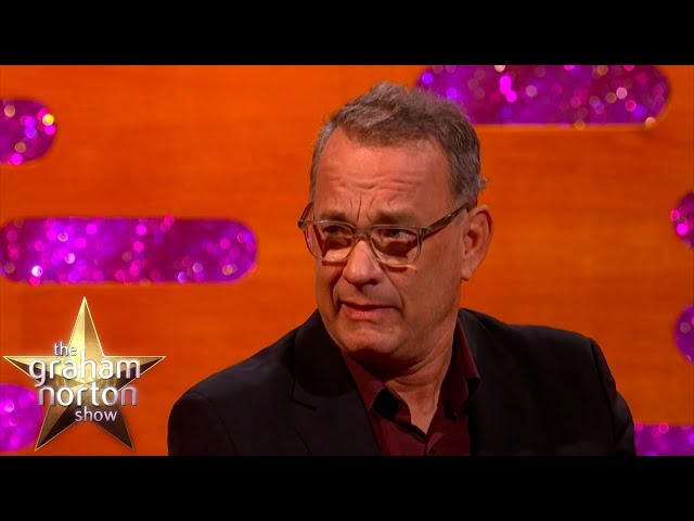 The Heartwarming Lesson Tom Hanks Playing Fred Rogers | The Graham Norton Show