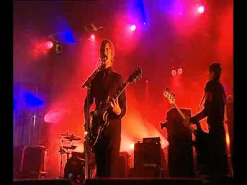 Interpol - Public Pervert (T in The Park 2005)