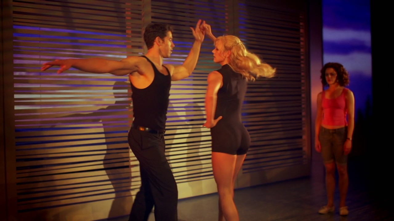Dancing for my baby erics birthday - 2 1