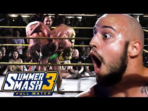 FULL MATCH — Arrows of Hungary vs. Cash Money Mafia - GWF Tag Team Titles Match: GWF Summer Smash 3