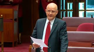 Leyonhjelm speaks against counter-terrorism laws