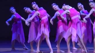 танец   НАМАЛЮЮ тобі ЗОРІ  ОХК ДЖЕРЕЛЬЦЕ  г. Павлоград