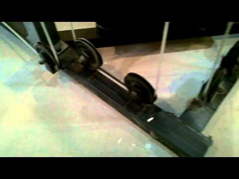 Weider Pro 3770 Home Gym System Cable Routing Youtube
