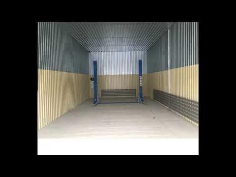 Автосервис на Киевке. Площадь помещения 120м2. Два бокса по 60м2.