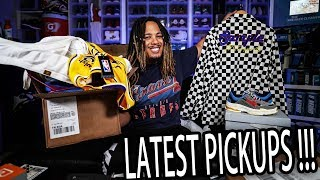 UNBOXING ALL MY RECENT PICKUPS !!! NIKE , ADIDIAS, NBA, PUMA , AMAZON , AND MORE !!!