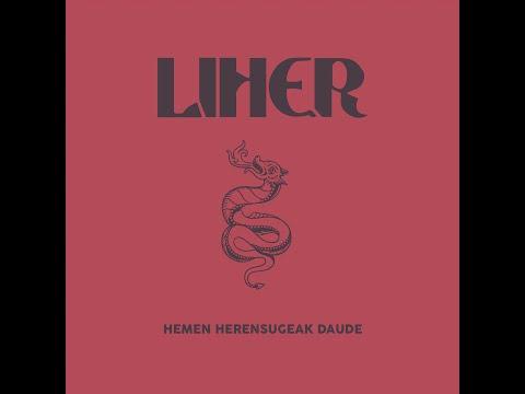 Liher - Hemen herensugeak daude (2020)  album