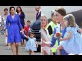 When will Kate Middleton break the news to Charlotte that she's a real princess?