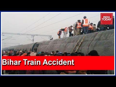 Tragic Train Accident : 9 Coaches Of Seemanchal Express Derails In Bihar