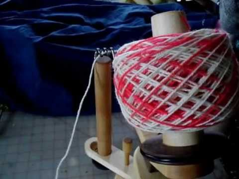boye electric yarn ball winder instructions