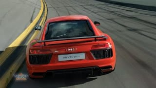 2017 Audi R8 - Most Powerful Audi Production Model