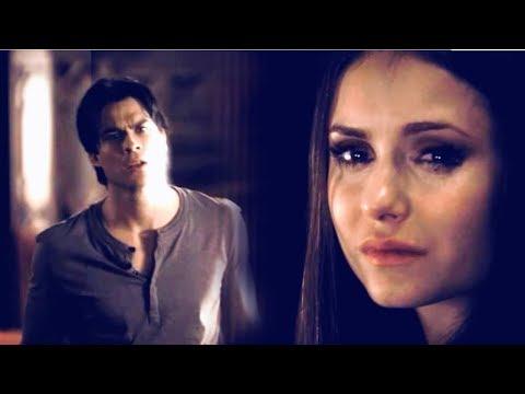Елена и Деймон - Ты любил ее?