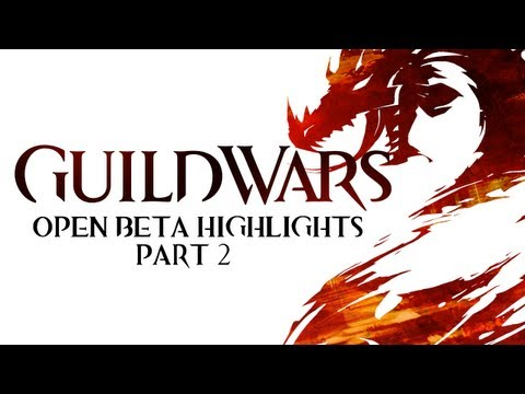 Guild Wars 2 - Beta Test Highlights 2 (30 hours played, more developed skill)