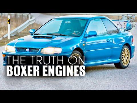 Boxer Vs 180° V-Engine | Flat Engines in Motorsports