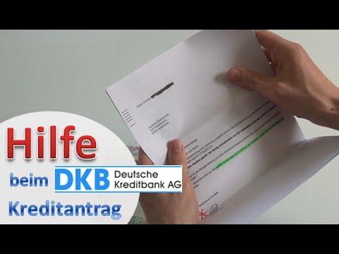 Hilfe beim DKB Kredit [Teil 2]