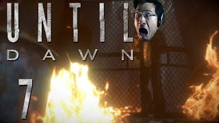 MISTAKES WERE MADE | Until Dawn - Part 7
