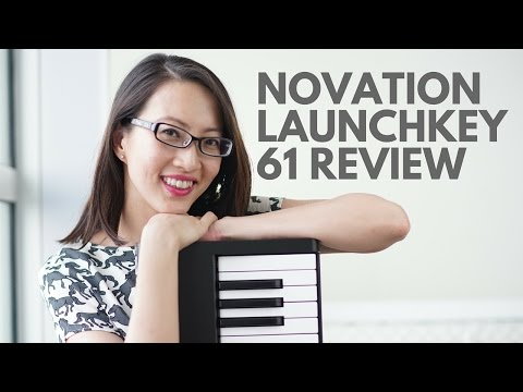 Novation LaunchKey 61 MIDI Controller Keyboard Review
