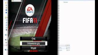 FIFA 11 ustawienia