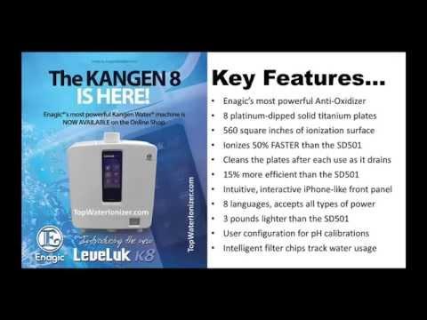 the-best-water-ionizer- -review-enagic-leveluk-kangen-8-(k8)- -alkaline-water-maker