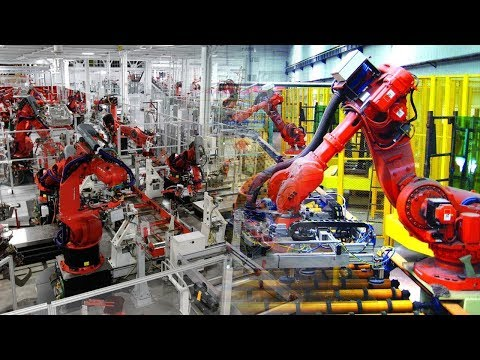 China Innovation! The Robotic Automation On The Rise In China