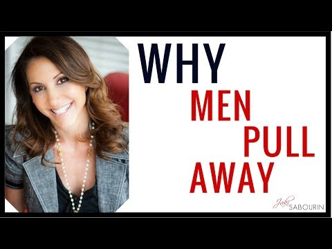 Why Men Pull Away - CoachJaki Engaged at Any Age