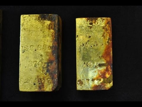 Treasure Hunters Recover $1.3 Million In Gold From 1857 Shipwreck