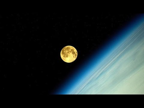 ISS Astronauts Had The Best View Of Supermoon