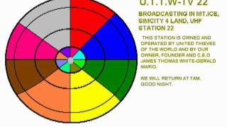 U.T.T.W-TV 22 Sign Off Bumper, 1954-1967