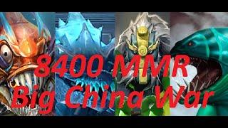epic 8400 mmr china war miracle slark vs tongfu zsmj yyf vp łł dota 2