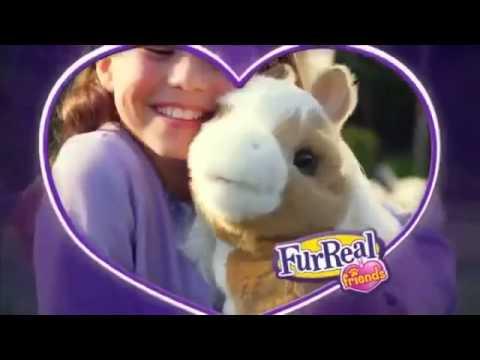 Интерактивная игрушка Малыш Пони FurReal Friends! Подари ребенку друга!