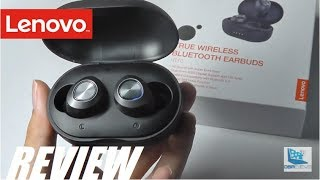 REVIEW: Lenovo HT10 TWS Wireless Earbuds, Qualcomm aptX, Noise Cancelling