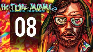 Hotline Miami 2 - Gameplay Part 8 - First Blood (PC)