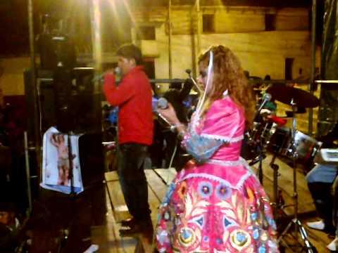 CONSUELO TERÁN La Gloria Trevi del Folklore Peruano en la Fiesta de San Sebastian -Yananaco - Huanca