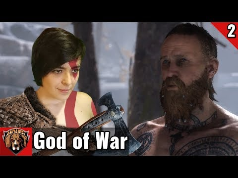 El desconocido |God of War| Episodio 2| PS4 Pro| Gameplay en español