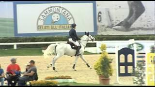 Gabriele Pina - Capri's Moon - Arezzo, Finali Campionati Italiani Giovani Cavalli 5 Anni - 9/10/2014