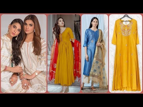 latest-formal-party-wear-dress-collection-2019/casual-designer-dresses-video